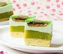 Ciasto Shrek z kubusiem