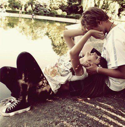 romantycznie :)