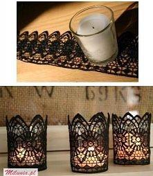 piękna świeca