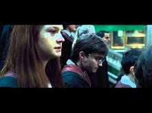 Harry Potter 7.2 Deleted Scene 4 - Marble Staircase - Harry & Ginny