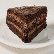 z musem czekoladowym