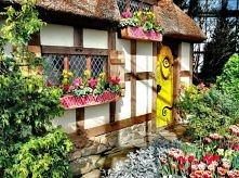 to się nazywa domek z ogród...