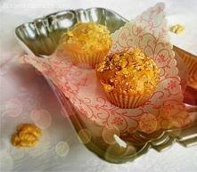 Kiwi & walnut muffins... proste, szybkie i śliczne! Przepis: klik w zdjęcie