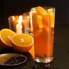 grzane piwo z pomarańczami,...