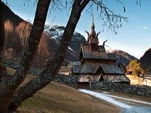 Burgund stavkirke