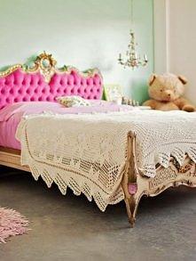 Sypialnia małej księżniczki :)