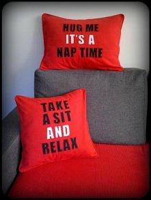 Poduszki relaksacyjne :)