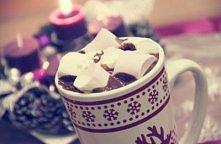 czekolada z piankami :)
