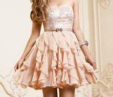 Zakochałąm się w tej sukien...