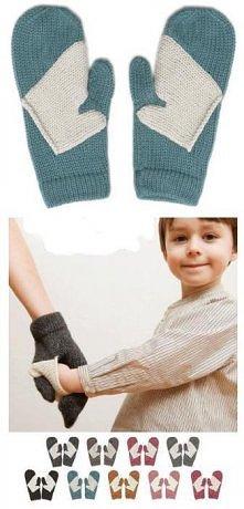 rękawiczki dla mamy i dziecka