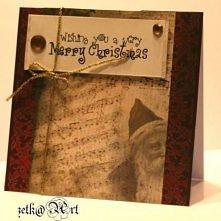 Kartka Świąteczna IV - Cepe...