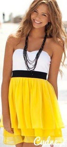 Słodka sukienka, nieprawdaż? ^ ^