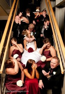 Zdjęcia ślubne nie muszą być nudne