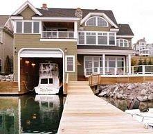 Dom z garażem na ... łódź