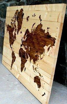 mapa swiata