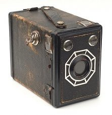 GAP box camera This was, manufactured in France c1947