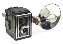 Spartus Spartaflex The Spartaflex is a plastic TLR, made in Chicago sometime ...