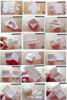słodkie pudełeczko