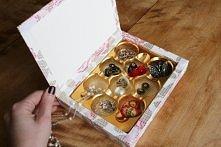 pudełko na biżuterię - tutek po kliku