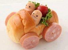 troszkę inna kanapka :)