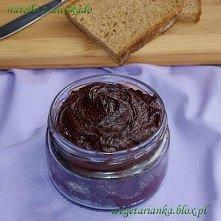 WEGE- NUTELLA Z AWOKADO. PRZEPIS WEGAŃSKI Składniki 1 duże awokado 4 łyżki syropu z agawy (lub więcej), ewentualnie cukier 2 czubate łyżki masła orzechowego 3 łyżki kakao (lub w...