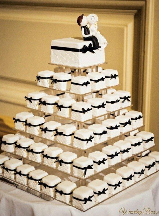 Jak podoba Wam się taka alternatywa dla tortu weselnego?Zdecydowałybyście się na taki na swoje wesele?:)