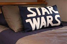 DIY poducha Star Wars