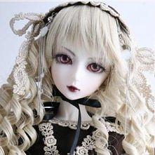 Dolkot 1/3 girl super dollfie size bjd [Leaf]