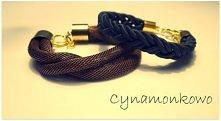 bransoletki handmade: więcej na fb :  Cynamonkowo
