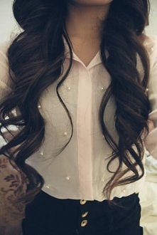 Hair / long long hair