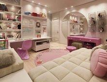 pokój dla córeczki :)