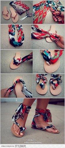 japonki-sandały