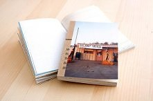 Make Your Own Photo Journals and Notebooks.
