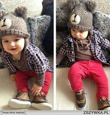 jakii słodziak ♥  + świetna stylówa ! ♥