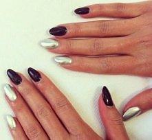 czarno srebrne ;)