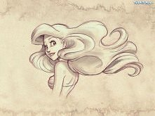 rysunek Ariel