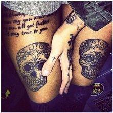 Jakie macie tatuaże ?