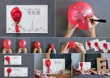diy, diy projects, diy craft, handmade, diy message balloon card