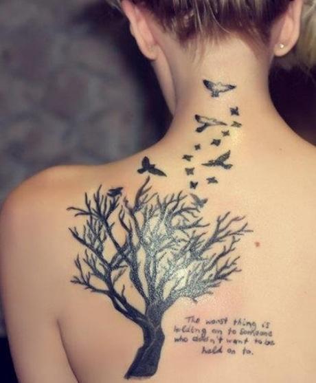 Drzewo Zycia Na Tatuaże Zszywkapl