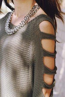 ciekawy sweterek?
