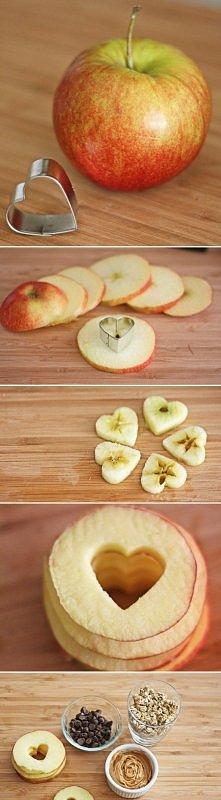 Jabłko na słodko ;)