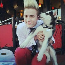 One of Jedward!