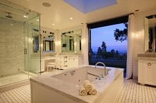 duuuża łazienka