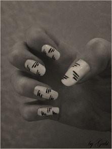 Biało czarne :)