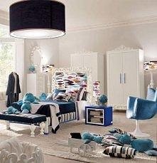 szafa dla księżniczek - pokój dziecięcy