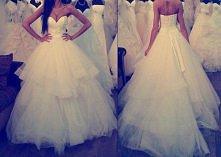 ciekawa sukienka na ślub, p...