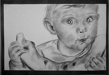 i kolejne dziecko z arbuzem :)