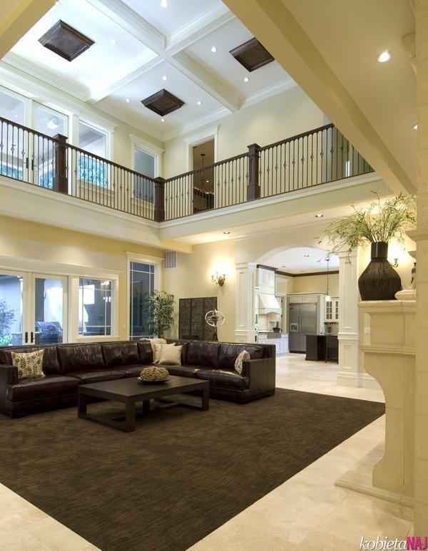 jak urz�dzi� salon w twoim domku na najpiękniejsze wnętrza