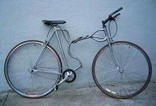 zakręcony rower