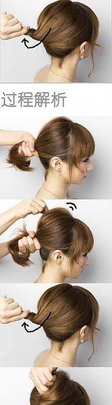diy, diy projects, diy craft, handmade, diy long hair hairdressing hairstyle